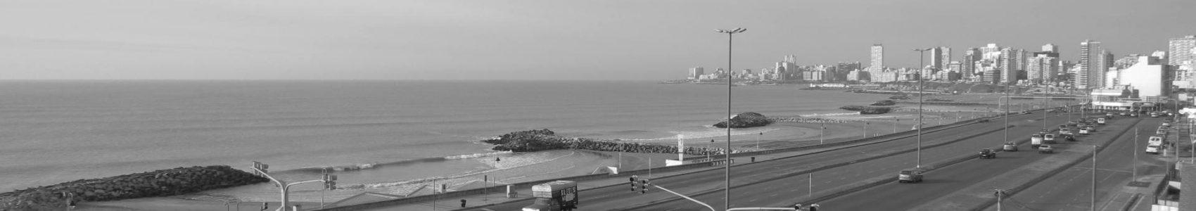 3 ambientes con vista frontal al mar